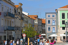 Aveiro (hans pohl) Tags: portugal aveiro cities villes houses maisons places squares architecture