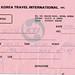DMZ tour ticket