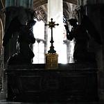 21 - Dieppe - Eglise Saint-Jacques - Autel thumbnail