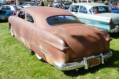 1949 Ford (bballchico) Tags: 1949 ford chopped patina ramirsongarcia santamaria carshow