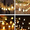 Naisidier 40 LED Battery Operated String Lights 14ft Warm Color for Garden Party and Holiday Decoration (Warm White) (Xania Media) Tags: flagpolehardware flags floodampsecuritylights floorlamps fountainaccessories fountains garagedoordecorations gardenbridges gardensculpturesampstatues landscapelighting lighting lightingaccessories mailboxcovers porchamppatiolights postlights stringlights tabletoplighting torches umbrellalights
