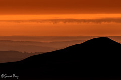 Sugar Loaf (parry101) Tags: cribyn mountain mountains brecon beacons national park peak south wales nature outdoor outdoors welsh penyfan geraint parry geraintparry landscape landscapes sunrise morning early dawn sky clouds mist haze sugar loaf sugarloaf