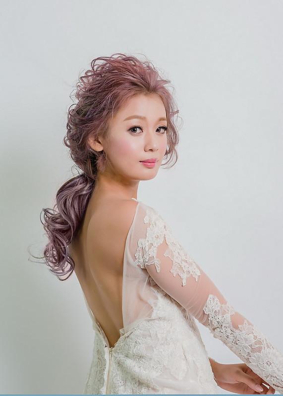 嘉義新秘, 新娘秘書,短髮新娘秘書,新秘,韓風造型