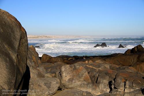 Sea and Rocks 3