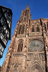 Cathédrale de Strasbourg (jjcordier) Tags: cathédrale strasbourg alsace grandest gothique