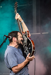 British Sea Power @ Victorious Festival 2017 (_modernway_) Tags: red britishseapower band gig concert hampshire uk portsmouth southsea southseacommon music musician live stage