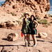 Balanced Rock near Arches National Park