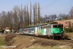 BB25213 sur TM Vénissieux Chambéry vers St Béron (philippedreyer1) Tags: