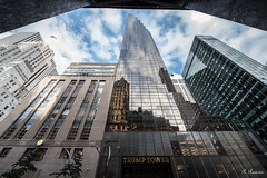 Trump tower (roby rx) Tags: tower grattacielo palazzo newyork