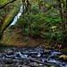 Bridal Veil Falls and Bridal Veil Creek