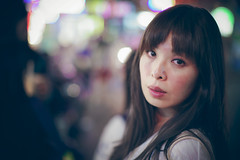微光人像 (CasaDeAM) Tags: portrait girl