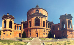 Basilica Santuario della Madonna di San Luca - Italy 🇮🇹 (Kartlyn Earth & ArtKN) Tags: antique bologna church hill italy luca madonna san sanctuary famous religion building marble medieval religious saint landmark sacred place romagna nature sky historical historic christian worship art dome christianity ancient catholicism heritage monument old holy wood landscape basilica emilia exterior construction italian temple architecture cathedral catholic kartlyn artkn