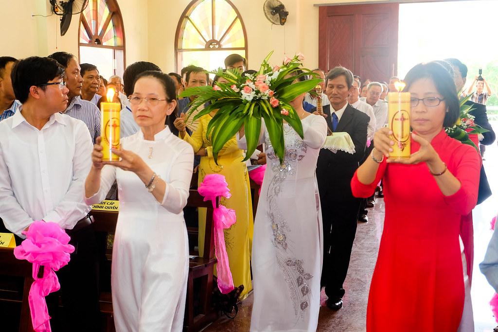 Thánh lễ tạ ơn khánh thành nhà thờ Hòa Cường – Giáo phận Đà Nẵng - Ảnh minh hoạ 46