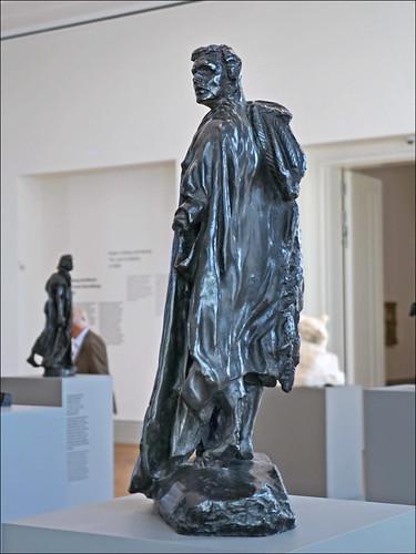 La salle Rodin (Musée Barberini, Potsdam)