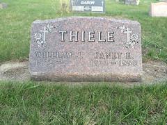Headstone - Janet Elaine Dymond