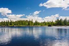 IMG_3076-1 (Andre56154) Tags: schweden sweden sverige see lake wasser water ufer wolke cloud himmel sky landschaft landscape forest