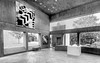 Herbert F. Johnson Art Museum (Ron Freudenheim) Tags: ithaca nikon1735mmf28 nikond800e herbertfjohnsonartmuseum cornelluniversity blackandwhite architecture impei