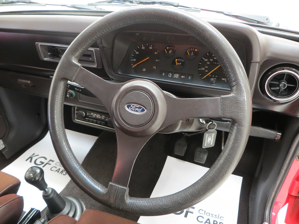 The Worlds Most Recently Posted Photos Of Base And Fiesta Flickr 1980 Ford Capri Interior Escort Mk2 Rs2000 Kgf Classic Cars Tags