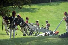 DSC_4619 (Mark Morello) Tags: brownsraid fortticonderoga newyork ticonderoga lakechamplain lakegeorge encampment battle reenactment revolutinarywar 1777 britishregulars vermontstateregulars mountdefiance gerrmans usa
