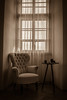 Armchair (DC P) Tags: armchair fauteuil chair sepia vintage light living table room window old bw beautiful architecture blackandwhite blackwhite digital explore fantastic gold historic historical pov serene mystic lighting sunlight lightfall indoor relax relaxing smoke smoking