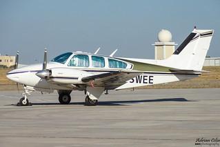 Private --- Beech 95-B55 Baron --- G-SWEE