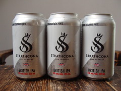 Strathcona British IPA (knightbefore_99) Tags: can beer cerveza pivo vancouver bc strathcona ipa british india pale ale malt hops tasty beverage local hastings