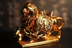 Leo with Pisces rising... (Lenaprof) Tags: macromondays zodiac