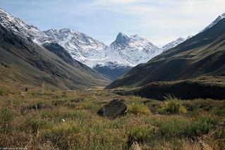 El Morado, Cajon de Maipo, Chile