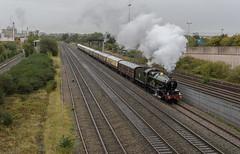 5043 (Tomahawk Photography) Tags: 5043 earlofmountedgcumbe steamtrain ukrail ukrailways rail railway railways train uksteam washwoodheath castle gwr