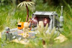 LEGO Star Wars (David Otten Fotografie) Tags: 50mm 50mm18d d610 erso force forceawakens helmond lego nld nikkor nikon nikond610 rogueone sw scariff starwars stormtrooper brabant davidottenfotografie dof everydayhelmond fullframe hlmnd visitbrabant