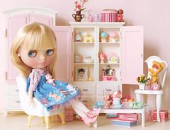 my sweet room (Minitα) Tags: junie moon home sweet blythe room miniature rement