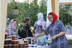 Открытие Святогорской медовой ярмарки (13) 09.08.2017