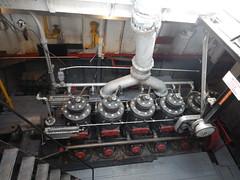 Engine room (wonder_al) Tags: marinemuseumofmanitoba manitoba selkirk museum marine
