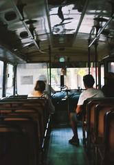 otra epoca (flotan te) Tags: bus vintage people film analogue durazno uruguay filmcolour theanaloguecrew zenit zenit12xp kodak