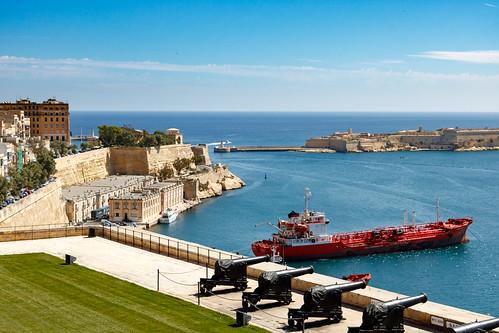 Вид на Великую гавань
