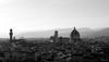 Florenz (Demarmels) Tags: florenz florenzdom stadt oben himmel abend übersicht skyline piazzale michelangelo piazzalemichelangelo sonnenuntergang abendstimmung sw schwerz weiss hell dunkel schatten licht lichtundschatten und tobiasdemarmels blackwhiteaward