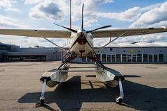 Cessna 206 (Benjamin Ballande) Tags: cessna 206