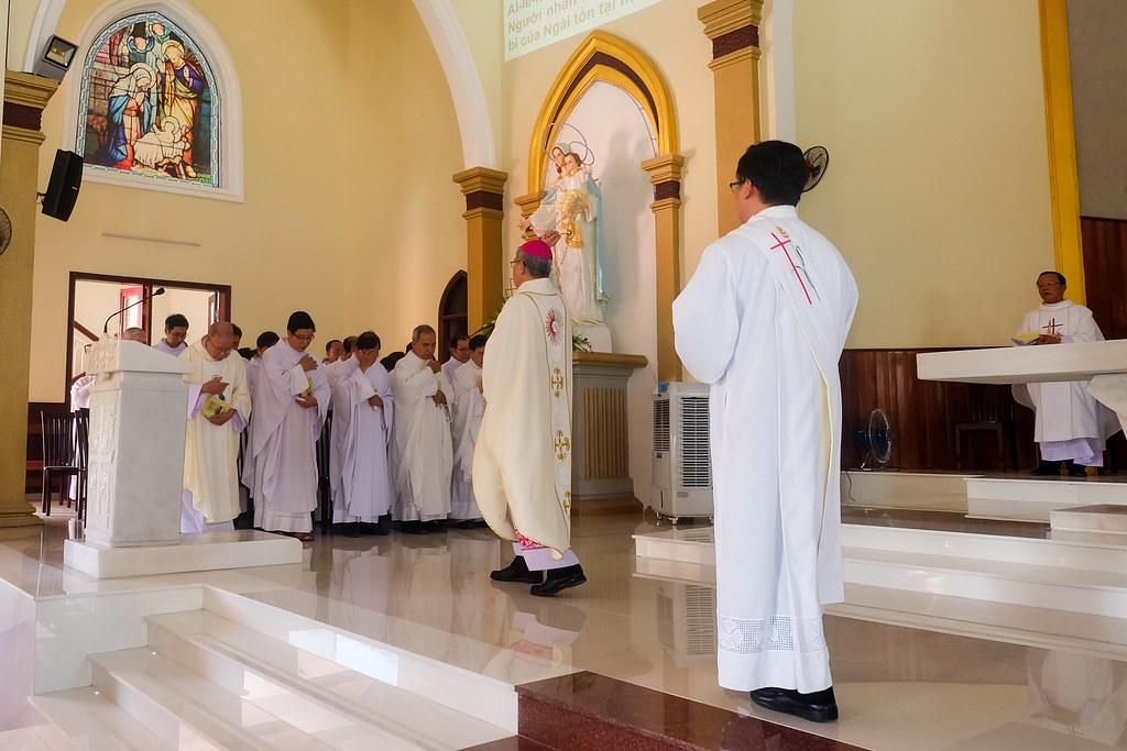 Thánh lễ tạ ơn khánh thành nhà thờ Hòa Cường – Giáo phận Đà Nẵng - Ảnh minh hoạ 14