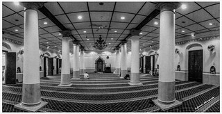 Prayer Hall, Masjid Jamae (Chulia), Singapore