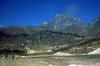 Hazardous Everest View airstrip, Nepal. Pilatus Porter aircraft. 1977 (Brit 70013 fan) Tags: hoteleverestview syangboche nepal everest trek pilatus porter 1977 namchebazar khumjung airstrip aircraft royalnepalairlines