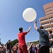 The Sounding Club launched a weather balloon to learn more about how the eclipse affected atmospheric pressure, temperature and humidity.