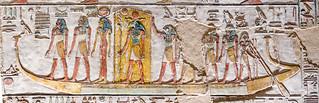 KV17, The Tomb of Sety I, Side chamber Jb