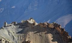 Dhankar Gompa, India 2016 (reurinkjan) Tags: india 2016 ©janreurink himachalpradesh spiti kinaur ladakh kargil jammuandkashmir dhankargompa dankhar drangkhar dhangkargompa brangmkhar grangmkhar spitivalley pinvalley himalayamountains himalayamtrange himalayas landscapepicture landscape landscapescenery mountainlandscape