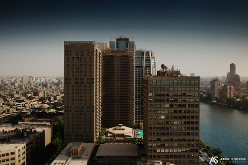 Highrises of Cairo