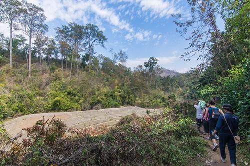 trekking chiang mai - thailande 35