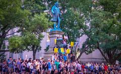 2017.08.13 Charlottesville Candlelight Vigil, Washington, DC USA 8132