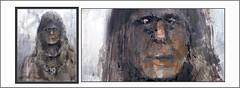 KAM BAQCA-PINTURA-ART-ARTE-PERSONAJES-CHAMAN-VIDENTE-CURANDERO-HISTORIA-ESCITAS-TRIBUS-TIRANO-LIBROS-SAGA-ESCRITOR-CHRISTIAN CAMERON-RETRATOS-CUADROS-PINTOR-ERNEST DESCALS (Ernest Descals) Tags: kambaqca art arte artwork escitas chaman chamanes magia mago magos magic vidente videntes videncia premonicion premoniciones curandero curanderos miradainterior personaje personajes tribus jinetes guerra war alejandromagno alexanderthegreat asia kineas libro book books libros saga tyran tirano autor lectura lecturas leer pintar pintando historia history paint paintings painting pictures actors sueños dream pintura pinturas pintures cuadros retrato retratos macedonia pintor pintors pintores plastica plasticos artistas artist ernestdescals inspiracion conexion conocimiento seer shaman tyrant sakje