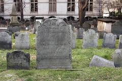 Kings Chapel Burial Ground (charles25001) Tags: kingschapelburialground burialground burial boston tombstone slate graveyard grave