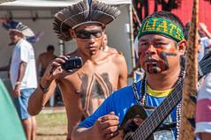 _DSC9417 (Radis Comunicação e Saúde) Tags: 13ª edição do acampamento terra livre atl movimento dos povos indígenas nenhum direito menos revista radis 166 comunicação e saúde
