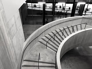 Tate Modern Extension | Grand Spiral Staircase